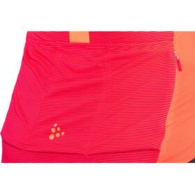 Craft Hale Glow Jersey Dame boost/crush